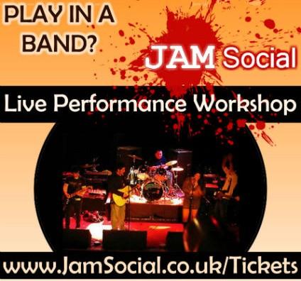 JamSocial 26 Jan 2013