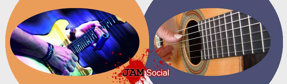 JamSocial Guitars