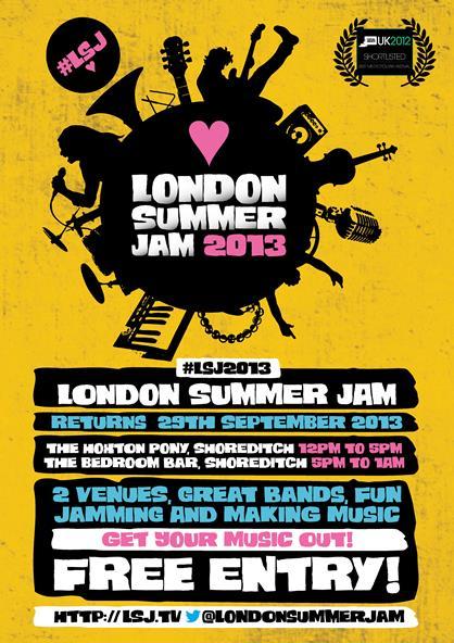 London Summer Jam LSJ